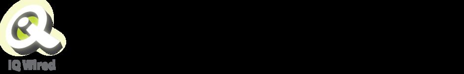 IQ Wired Homepage