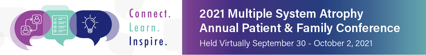 2020 MSA Coalition Annual Patient & Family Conference
