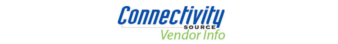 CSI Vendor Info Homepage
