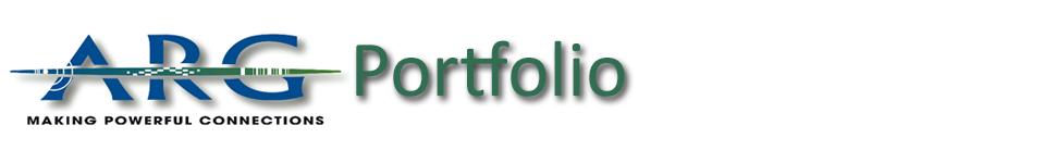 ARGportfolio.com Homepage
