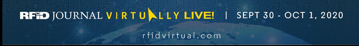 RFID Virtual Homepage