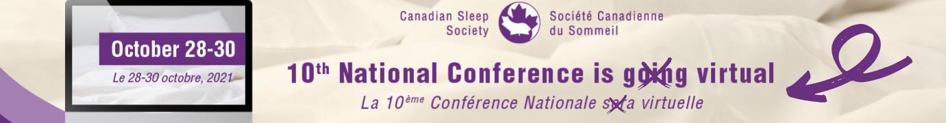 Sleep Conference Homepage
